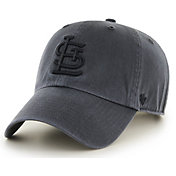 '47 Men's St. Louis Cardinals Clean Up Grey Adjustable Hat