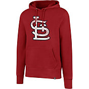 '47 Men's St. Louis Cardinals Headline Pullover Hoodie