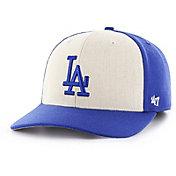 '47 Men's Los Angeles Dodgers Inductor MVP Royal Adjustable Hat
