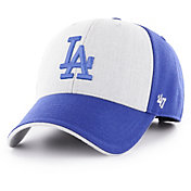 '47 Men's Los Angeles Dodgers Huntsburg MVP Adjustable Hat