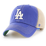 '47 Men's Los Angeles Dodgers Trawler Clean Up Adjustable Hat