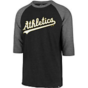 '47 Men's Oakland Athletics Club Three-Quarter Sleeve Shirt