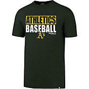 '47 Men's Oakland Athletics Blockout T-Shirt
