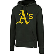 '47 Men's Oakland Athletics Headline Pullover Hoodie