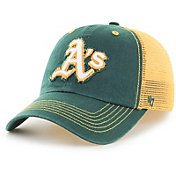 '47 Men's Oakland Athletics Taylor Closer Green Fitted Hat