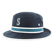 '47 Men's Seattle Mariners Striped Bucket Hat