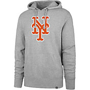 '47 Men's New York Mets Headline Pullover Hoodie