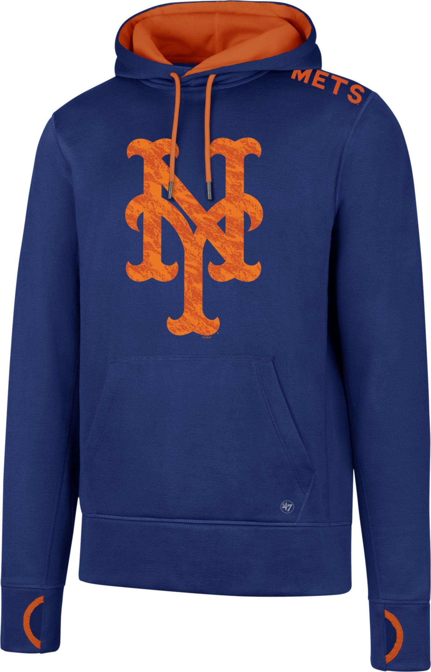 '47 Men's New York Mets Royal Pullover Hoodie
