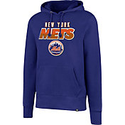 '47 Men's New York Mets Headline Royal Pullover Hoodie