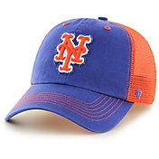 '47 Men's New York Mets Taylor Closer Royal Fitted Hat