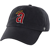 '47 Men's Los Angeles Angels Clean Up Navy Adjustable Hat