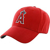 '47 Youth Los Angeles Angels Basic Red Adjustable Hat