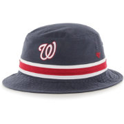 '47 Men's Washington Nationals Striped Bucket Hat