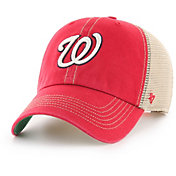'47 Men's Washington Nationals Trawler Clean Up Adjustable Hat