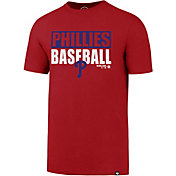 '47 Men's Philadelphia Phillies Blockout T-Shirt