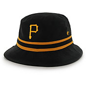 '47 Men's Pittsburgh Pirates Striped Bucket Hat