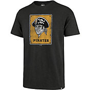 '47 Men's Pittsburgh Pirates Scrum T-Shirt