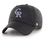 '47 Men's Colorado Rockies Repetition Clean Up Adjustable Hat