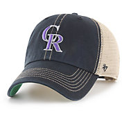 '47 Men's Colorado Rockies Trawler Clean Up Adjustable Hat