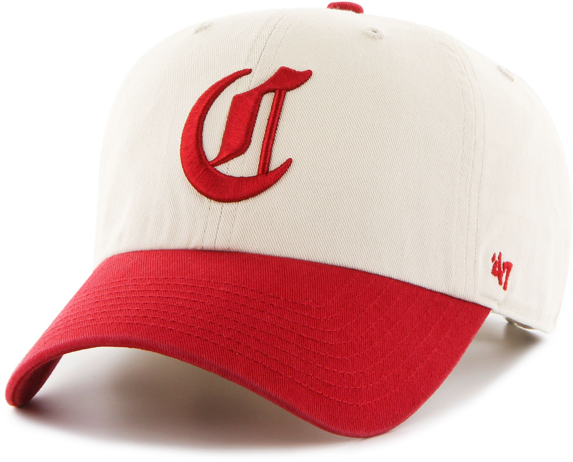 bad37b435ccad ... coupon code for 47 mens cincinnati reds clean up adjustable hat dd9a2  e0293