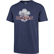 '47 Men's Texas Rangers Scrum T-Shirt