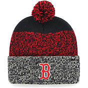 '47 Men's Boston Red Sox Static Navy Knit Hat