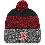 '47 Men's Boston Red Sox Static Navy Knit Hat