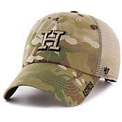 '47 Men's Houston Astros Jericho Camo Clean Up Adjustable Hat