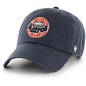 '47 Men's Houston Astros Clean Up Navy Adjustable Hat