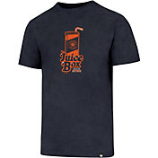 "'47 Men's Houston Astros Navy ""Juice Box"" Club T-Shirt"