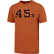 "'47 Men's Houston Astros ""Colt .45's"" Orange T-Shirt"