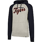 '47 Men's Detroit Tigers Headline Pullover Hoodie