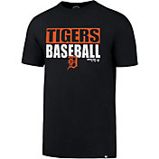 '47 Men's Detroit Tigers Blockout T-Shirt
