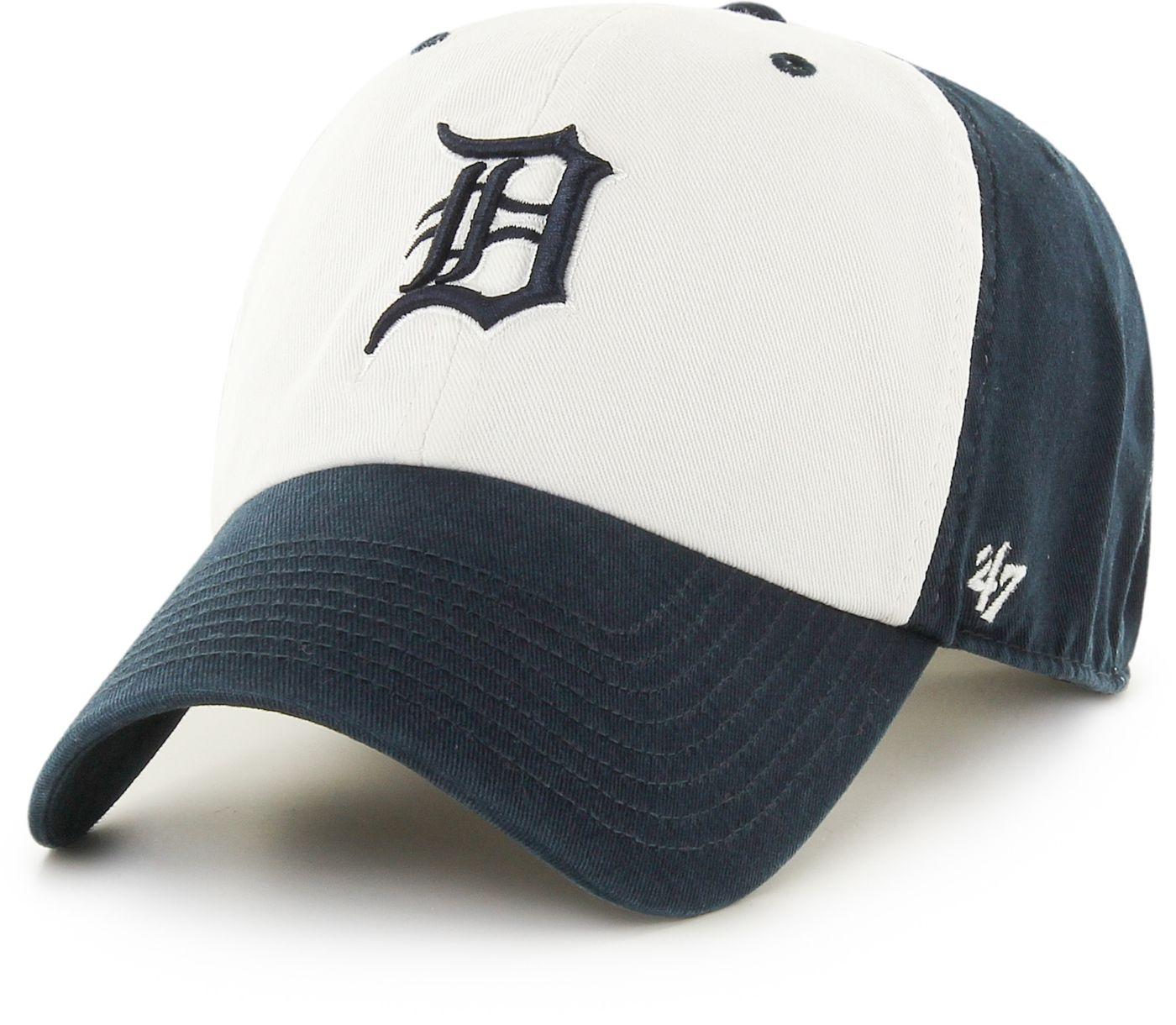 '47 Men's Detroit Tigers Clean Up Navy Adjustable Hat