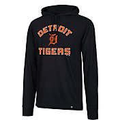 '47 Men's Detroit Tigers Splitter Pullover Hoodie