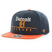 '47 Men's Detroit Tigers Rosemont Captain Adjustable Snapback Hat