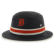'47 Men's Detroit Tigers Striped Bucket Hat