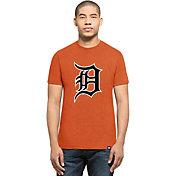 '47 Men's Detroit Tigers Orange Club T-Shirt