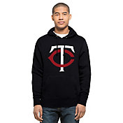 '47 Men's Minnesota Twins Headline Pullover Hoodie