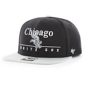'47 Men's Chicago White Sox Rosemont Captain Adjustable Snapback Hat