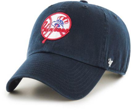 1f526f21981  47 Men s New York Yankees Clean Up Adjustable Hat. noImageFound