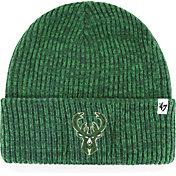 '47 Men's Milwaukee Bucks Green Knit Hat