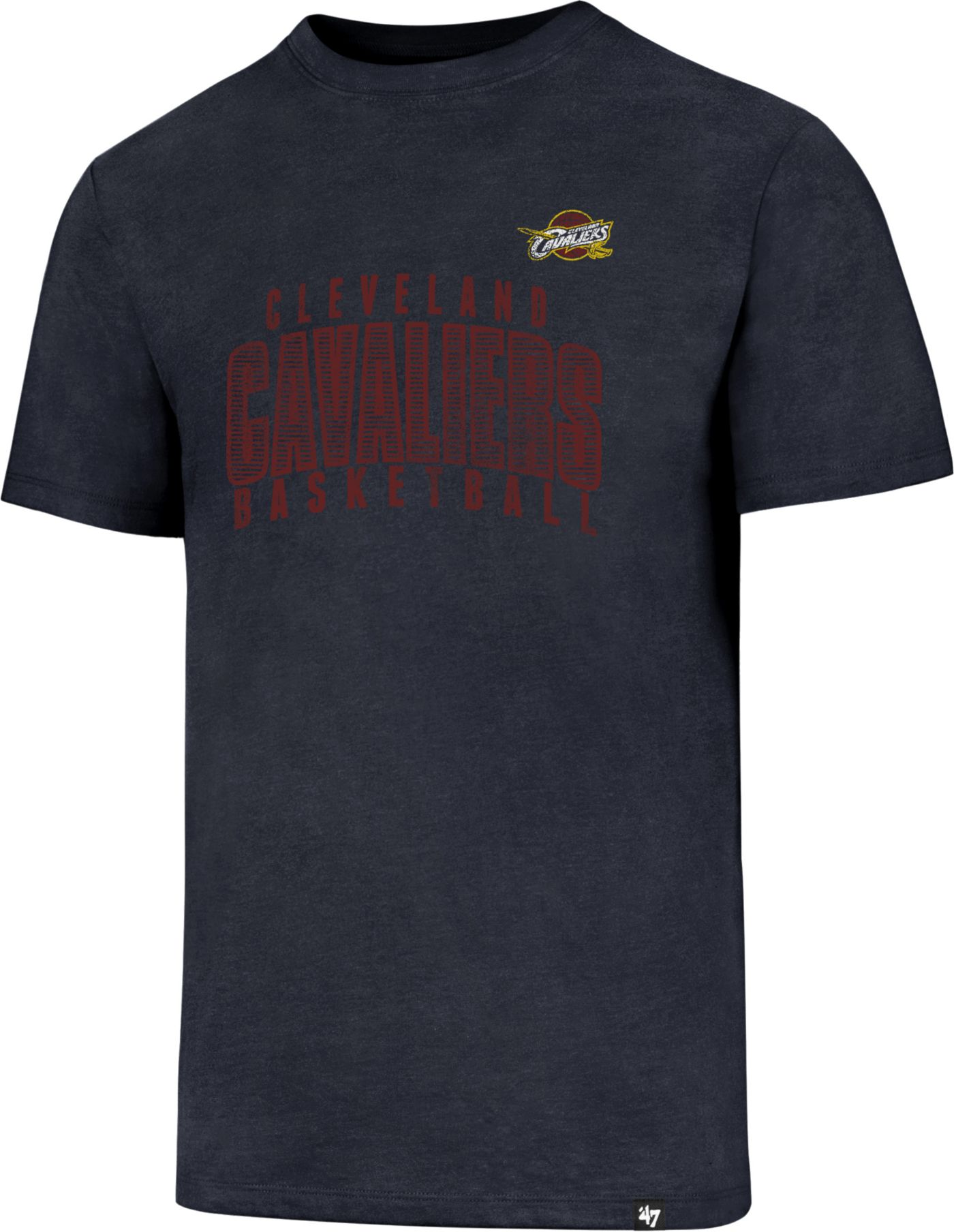 '47 Men's Cleveland Cavaliers Club Navy T-Shirt
