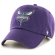 1660cde24a4 Product Image ·  47 Men s Charlotte Hornets Purple Clean Up Adjustable Hat  ·