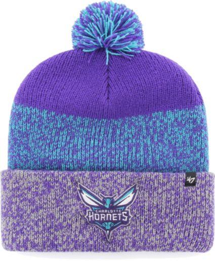 344f21a30d9 ... Charlotte Hornets Static Purple Knit Hat. noImageFound