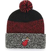'47 Men's Miami Heat Static Black Knit Hat