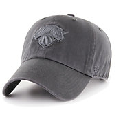 '47 Men's New York Knicks Grey Clean Up Adjustable Hat
