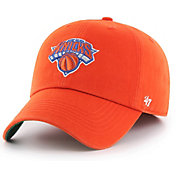 '47 Men's New York Knicks Franchise Orange Fitted Hat