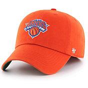 '47 Men's New York Knicks Franchise Orange Fitted Hat