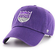 '47 Men's Sacramento Kings Purple Clean Up Adjustable Hat